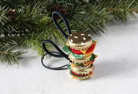 diy bottle cap burger ornaments wild amor