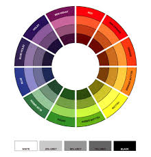 color wheel interior design perfect how to choose a color palette