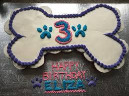 25 dog bone cake ideas puppy patrol paw