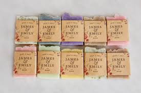soap bridal shower favors 100 wedding soap favors luxury wedding favor personalized
