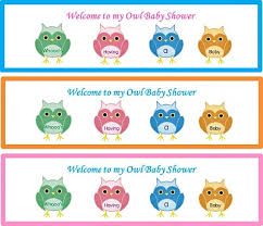 baby shower owls owl baby shower my practical baby shower guide