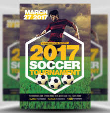soccer flyer templates for promoting football matches flyerheroes