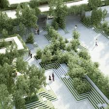 Best Public Gardens by Garden Architecture And Design Dezeen