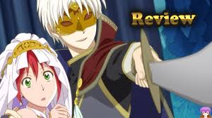 snow white red hair episode 12 anime finale review