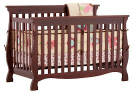 Fixed Side Convertible Crib Storkcraft Carrara Fixed Side Convertible Crib