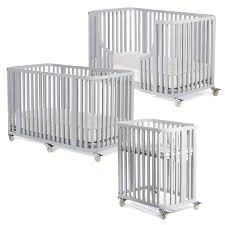 Bassinet Converts To Crib by Amazon Com Argington Organic Bam Bam Crib Complete Grey Baby