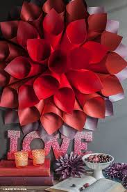 Wall Decoration Ideas For Valentine S Day by 143 Best Valentine U0027s Day Images On Pinterest Red Valentine