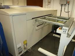 pre press used pre press machines screen platerite ptr 8300 e ctp