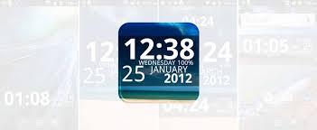 digi clock widget apk digi clock widget apk 1 0 4 android app