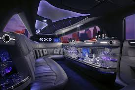 image gallery limo interior