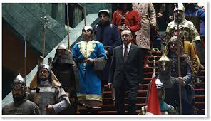 Sultans Of Ottoman Empire Wannabe Sultan Erdoğan And The Side Of The Late Ottoman