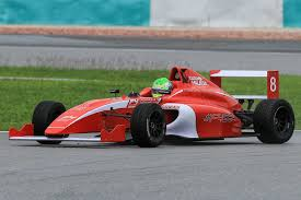 formula 4 f4 south east asia championship mygale cars