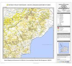 Earthquake Incident Map Bohol Municipal Earthquake Induced Landslide Hazard