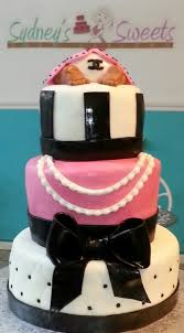 chanel baby shower chanel baby shower cake