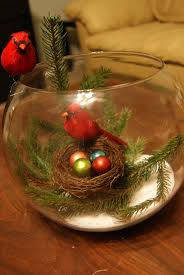 house pour christmas bird craft