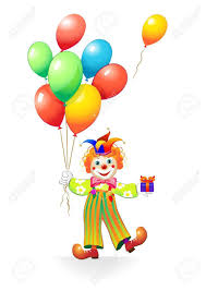 clown balloon l clown shoes stock photos royalty free business images