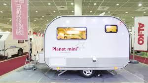 mini motorhome mini caravan with a huge interior space 2017 korean rv show
