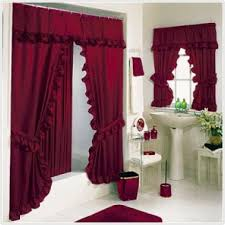 black and red shower curtain set black red gray shower curtain