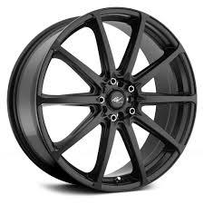 nissan murano black rims icw racing banshee wheels satin black rims