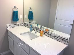 Gray And White Rooms Keeping It Simple Kids Gray And White Bathroom Makeover