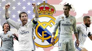 Real Madrid Laliga Real Madrid Pre Season Planning Friendlies Us Tour El