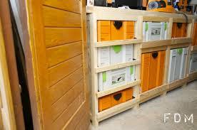 faire un meuble de cuisine aménagement de mon atelier etape 1 fabrication des caissons