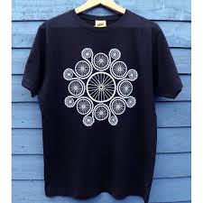 themed t shirts cycle style bicycle themed t shirts total women