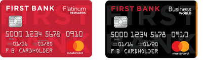 Card One Banking Business Account First Bank North And South Carolina Community Bank