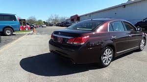 toyota for sale used 2011 toyota avalon for sale in wisconsin youtube