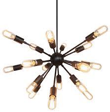Black Iron Pendant Light Metal Pendant Light Sooprosports