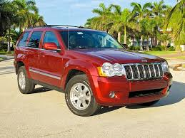 red jeep liberty 2008 2008 jeep grand cherokee limited 4x4 jeep colors