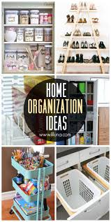 Getting Organized At Home by 15 Home Organization Ideas Lil U0027 Luna