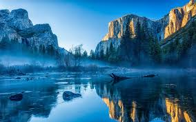 apple yosemite wallpaper photographer river split computer background collection 12 wallpapers