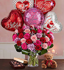 Colored Roses Send Colorful Rainbow Roses Multi Colored Roses 1800flowers Com