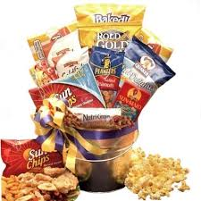healthy food gift baskets healthy snack food gift basket care package gift
