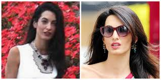 earrings with statement necklace images Amal clooney 39 s statement necklace and earrings by akong london are jpg