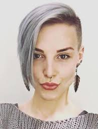 grey hairstyles for younger women 3852 best women hairstyles images on pinterest hairstyles