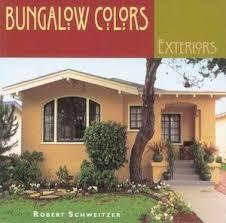 exterior arts u0026 crafts paint colors como bungalow pinterest