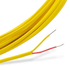types of wires used in electrical wiring thmwk 50 01 type k thermocouple temperature sensor extension