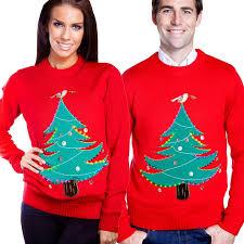 christmas tree jumper with lights light up christmas tree christmas jumper with lights buy online