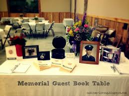 guest books for memorial service sublime living a time to grieve simple memorial service ideas