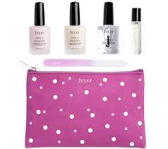 julep super size oxygen nail treatment kit with bag page 1 u2014 qvc com