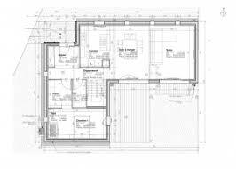 plan en l trendy plan de la habitat concept with