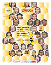 2015 spelling bee supplement by the washington informer issuu