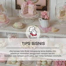 Vaisselle Shabby Chic Sebaiknya Dalam Memajang Produk Bakery Atau Pastry Gunakanlah