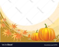 thanksgiving border royalty free vector image vectorstock