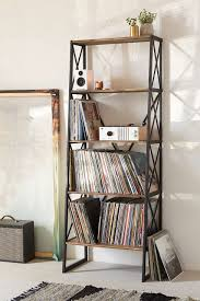 Tall Bookcase With Ladder by Furniture Elegant Option To Systemize Your Collection Of Books