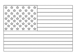 flag to color 1223 at mexico coloring page eson me