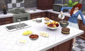 the sims 4 u0027 gets cool kitchen stuff in august new mod
