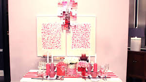 Valentine S Day Table Decorations by Easy Diy Valentine U0027s Day Crafts And Decor Ideas Steven And Chris